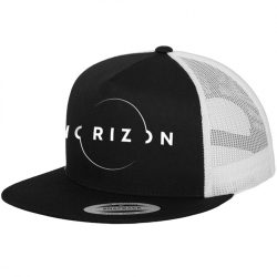 RavEra x Be Massive Records Horizon 2-Tone Trucker Snapback Sapka